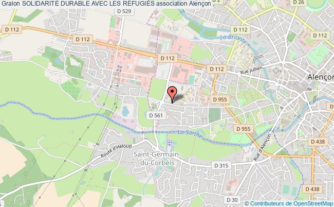 plan association SolidaritÉ Durable Avec Les RÉfugiÉs