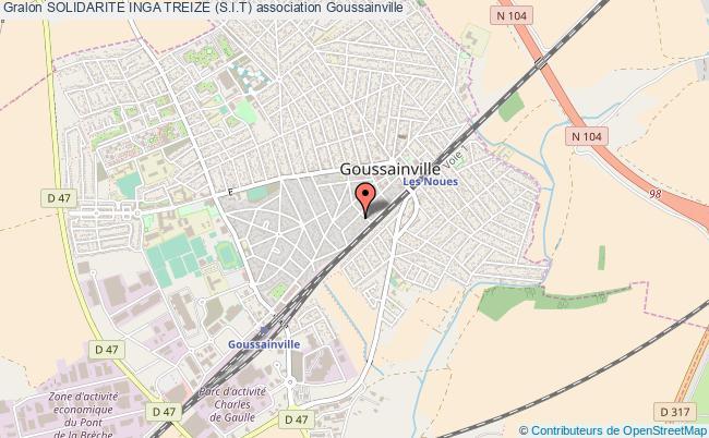 plan association Solidarite Inga Treize (s.i.t) Goussainville