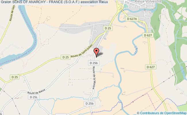 plan association Sons Of Anarchy - France (s.o.a.f.)