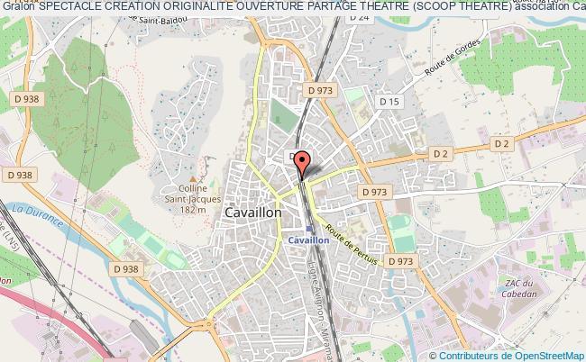 plan association Spectacle Creation Originalite Ouverture Partage Theatre (scoop Theatre)