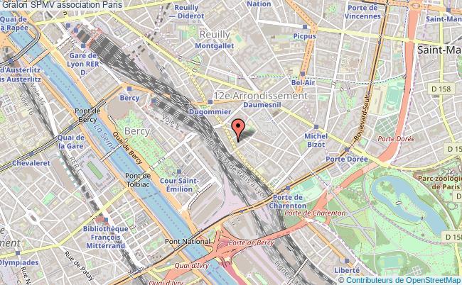 plan association Spmv Paris