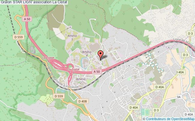 plan association Star Lign'