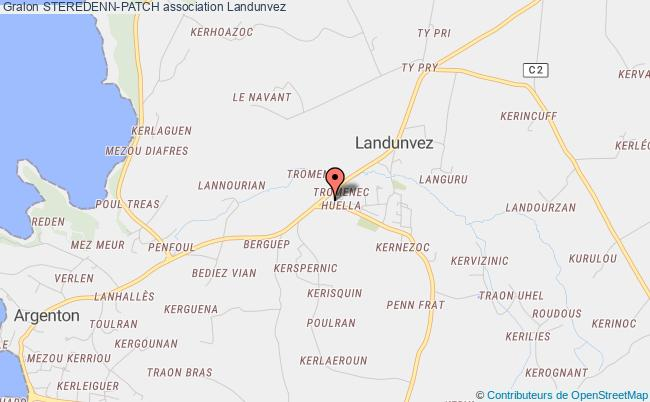 plan association Steredenn-patch Landunvez