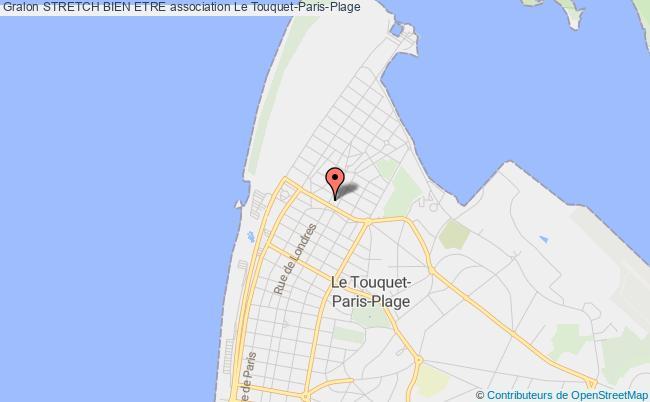 plan association Stretch Bien Etre Le    Touquet-Paris-Plage
