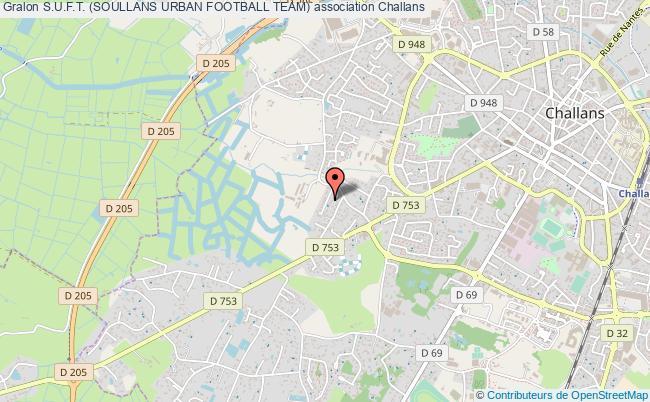 plan association S.u.f.t. (soullans Urban Football Team)