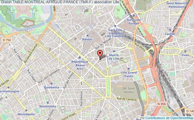 plan association Table-montreal-afrique-france (tma-f)