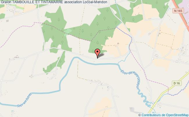 plan association Tambouille Et Tintamarre Locoal-Mendon