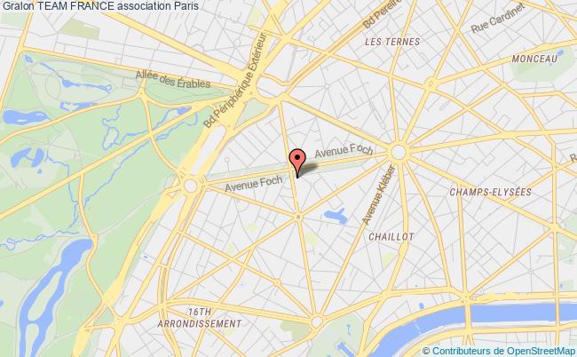 plan association Team France