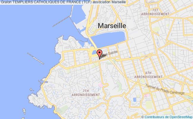 plan association Templiers Catholiques De France (tcf)