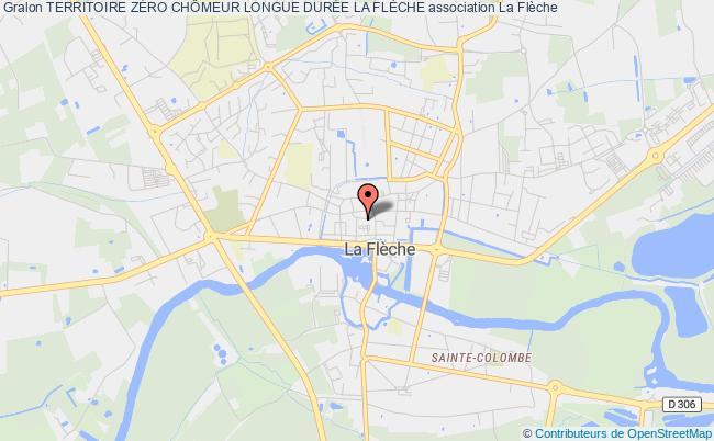plan association Territoire ZÉro ChÔmeur La FlÈche Flèche