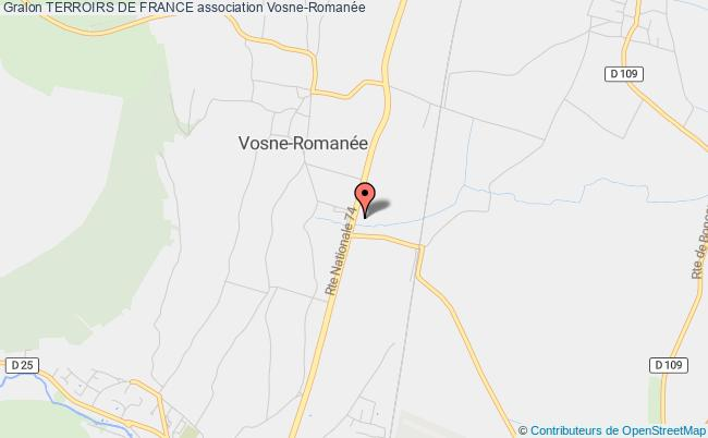 plan association Terroirs De France