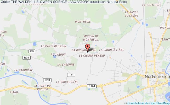 plan association The Walden Iii Slowpen Science Laboratory