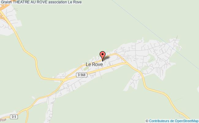 plan association Theatre Au Rove Le    Rove