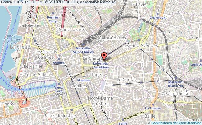 plan association Theatre De La Catastrophe (tc)