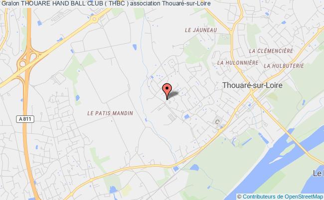 plan association Thouare Hand Ball Club ( Thbc )
