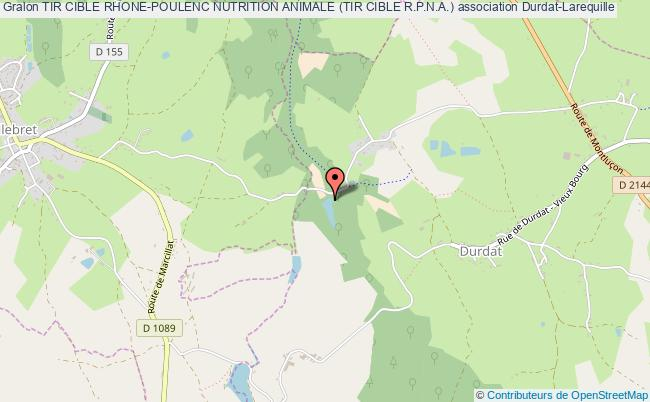 plan association Tir Cible Rhone-poulenc Nutrition Animale (tir Cible R.p.n.a.)