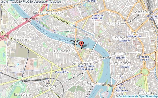 plan association Tolosa Pilota