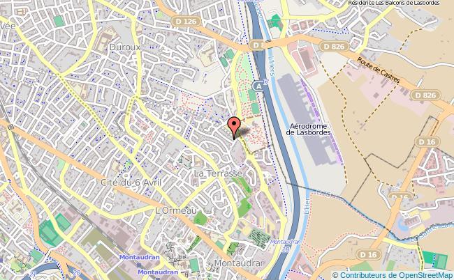 plan association Toulousaide Toulouse