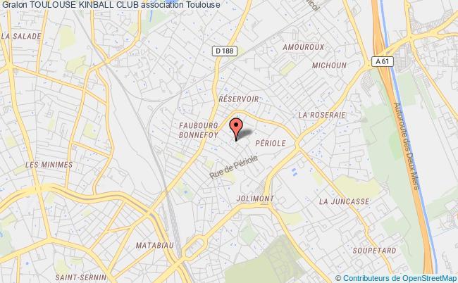 plan association Toulouse Kinball Club