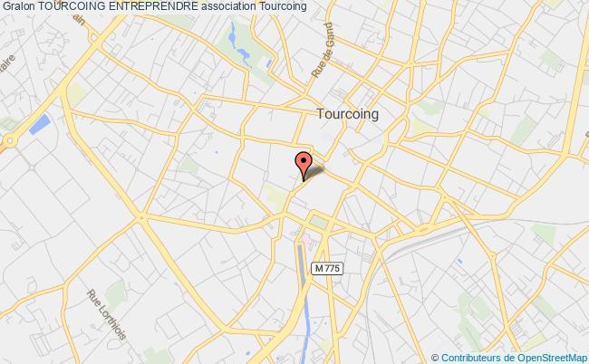 plan association Tourcoing Entreprendre