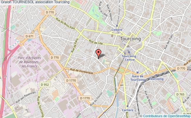 plan association Tournesol