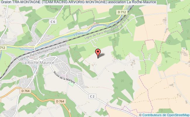 plan association Tra-montagne (team Racing Arvorig Montagne)