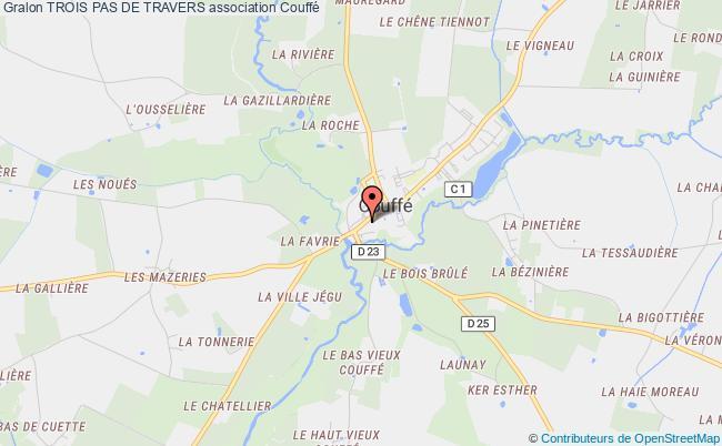 plan association Trois Pas De Travers
