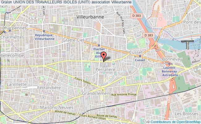 plan association Union Des Travailleurs IsolÉs (uniti)