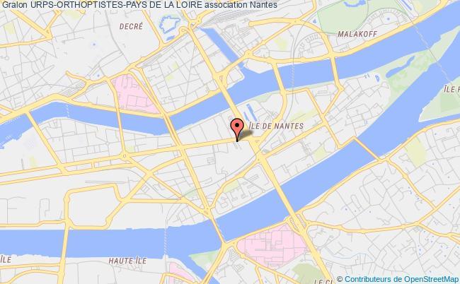 plan association Urps-orthoptistes-pays De La Loire