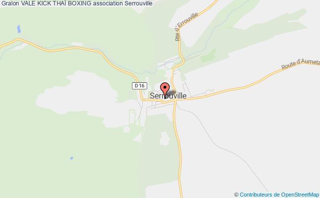 plan association Vale Kick ThaÏ Boxing
