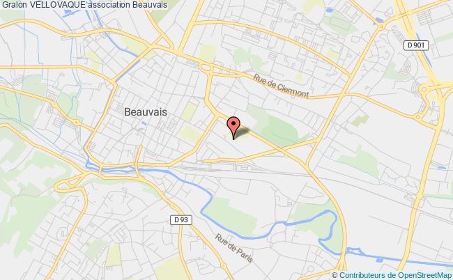 plan association Vellovaque Beauvais