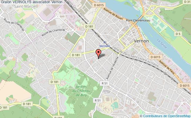 plan association Vernolys Vernon