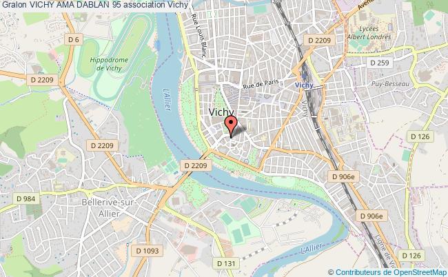 plan association Vichy Ama Dablan 95