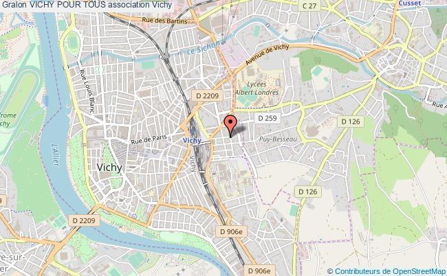 plan association Vichy Pour Tous