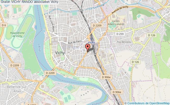 plan association Vichy Rando