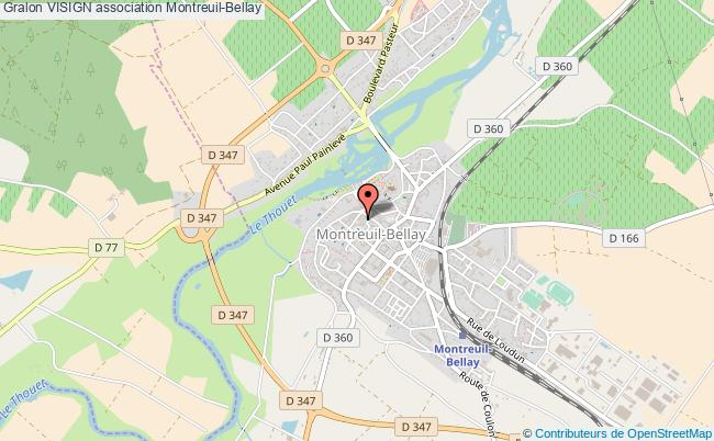 plan association Visign Montreuil-Bellay