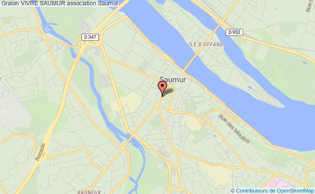 plan association Vivre Saumur