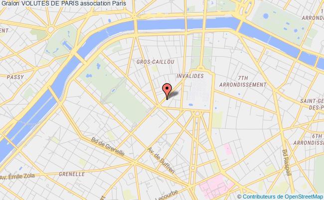 plan association Volutes De Paris