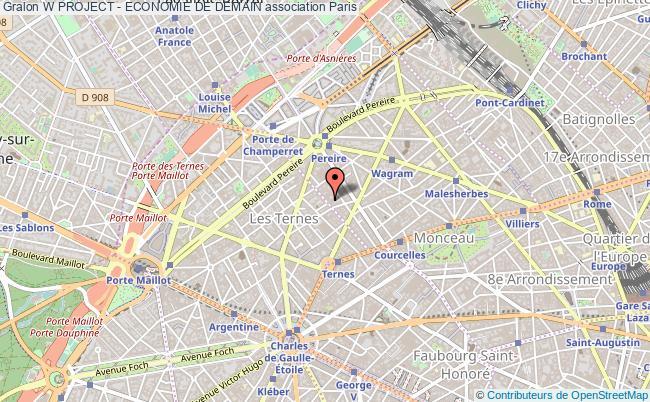 plan association W Project - Economie De Demain