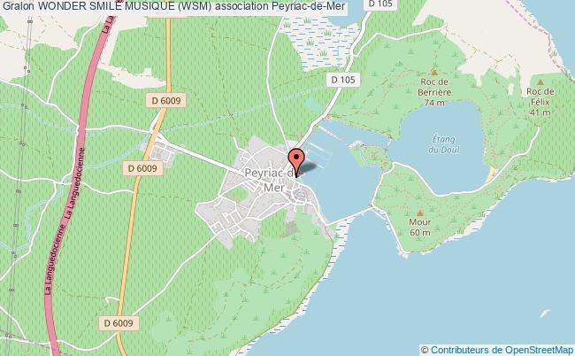 plan association Wonder Smile Musique (wsm) Peyriac-de-Mer