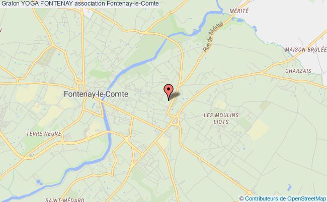 plan association Yoga Fontenay