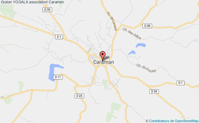 plan association Yogala Caraman