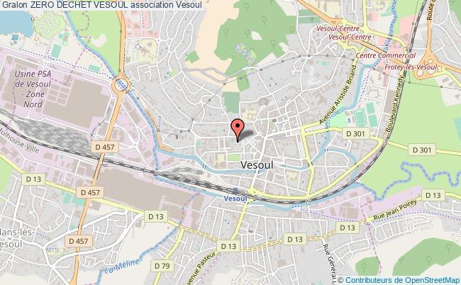 plan association Zero Dechet Vesoul Vesoul