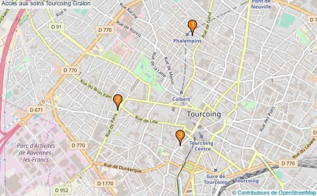 plan Accès aux soins Tourcoing Associations accès aux soins Tourcoing : 3 associations