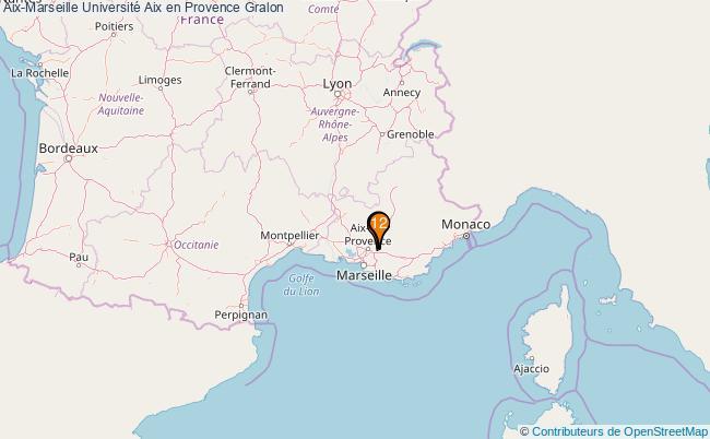 plan Aix-Marseille Université Aix en Provence Associations Aix-Marseille Université Aix en Provence : 10 associations