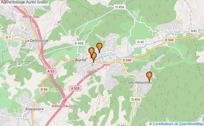 plan Apprentissage Auriol Associations apprentissage Auriol : 5 associations