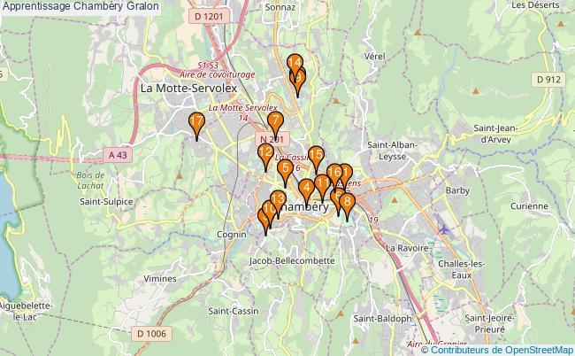 plan Apprentissage Chambéry Associations apprentissage Chambéry : 20 associations