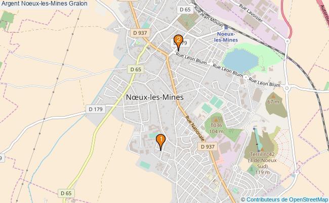 plan Argent Noeux-les-Mines Associations argent Noeux-les-Mines : 2 associations