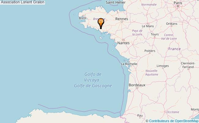 plan Association Lorient Associations association Lorient : 196 associations