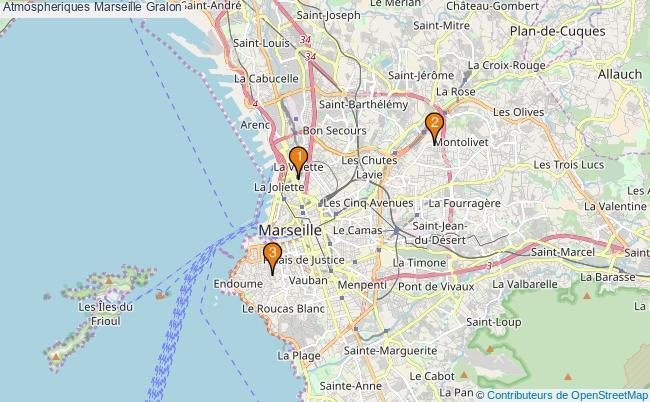 plan Atmospheriques Marseille Associations atmospheriques Marseille : 3 associations